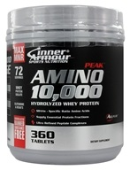 Inner Armour Blue - Amino 10,000 Hydrolyzed Whey Protein - 360 Tablets