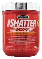 Muscletech Products - #Shatter SX-7 Fruit Punch Blast 30 Servings - 6.12 oz.