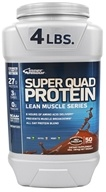 Inner Armour Blue - Super Quad Protein Milk Chocolate - 4 lbs.