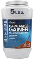 Inner Armour Blue - Whey Protein Concentrate Hard Mass Gainer Milk Chocolate - 5 lbs.