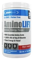 USP Labs - AminoLift Amino Acid Supplement with Caffeine Fruit Punch - 8.7 oz.