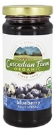 Cascadian Farm - Organic Fruit Spread Blueberry - 10 oz.