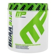 Muscle Pharm - BCAA Powder 3:1:2 Branched Chain Amino Acid Complex Watermelon - 0.47 lbs.