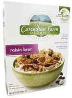 Cascadian Farm - Organic Cereal Raisin Bran - 12 oz.