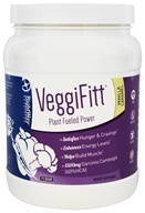 Rightway Nutrition - VeggiFitt Plant Fueled Power Vanilla Caramel - 715 Grams LUCKY PRICE