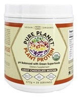 Pure Planet - Plant Protein Light Chocolate Mocha - 672 Grams LUCKY PRICE