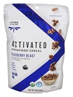 Living Intentions - Activated Superfood Cereal Blueberry Blast - 9 oz.