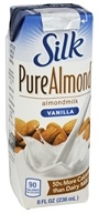 Silk - Almond Milk Vanilla - 8 oz.