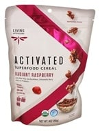 Living Intentions - Activated Superfood Cereal Radiant Raspberry - 9 oz.