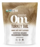 Om - Turkey Tail Organic Mushroom Powder - 7.14 oz. Formerly Mushroom Matrix