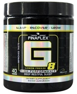 FinaFlex - G8 Psychonutraceutical High Performance Lemon Freeze 20 Servings - 7.75 oz.