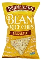 BeanFields - Bean & Rice Chips Unsalted - 6 oz.