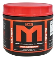 MTS Nutrition - Clash PreWorkout Pink Lemonade - 290 Grams