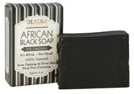 Shea Soap African Black - 4 oz.