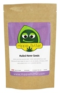 Hippie Butter - Hulled Hemp Seeds - 4 oz.