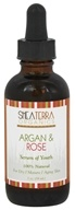 Shea Terra Organics - Serum of Youth Argan & Rose - 2 oz.