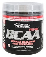 Inner Armour Black - BCAA Peak Muscle Building and Recovery Fruit Punch - 11 oz.