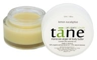 Tane Pure - Moroccan Argan Oil Body Butter Lemon Eucalyptus - 1.69 oz.