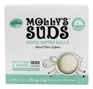 Molly's Suds - Wool Dryer Balls - 9.04 oz.