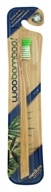 WooBamboo - Slim Handle Medium Bristle Toothbrush