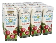 Harvest Bay - All-Natural Coconut Water RTD with Pomegranate - 8.45 fl. oz.