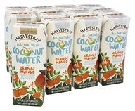 Harvest Bay - All-Natural Coconut Water RTD with Orange Mango - 8.45 oz.
