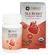 Tangut USA - Sea Berry CardioMed - 60 Vegetarian Softgels