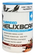 Nubreed Nutrition - Helix BCAA Powder Engineered Recovery Catalyst Fruit Punch - 11.96 oz.