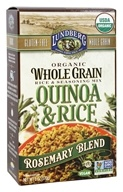 Lundberg - Organic Whole Grain Quinoa & Rice Rosemary Blend - 6 oz.