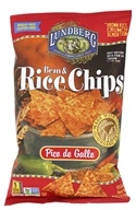 Lundberg - Gluten-Free Bean & Rice Chips Pico De Galla - 6 oz.