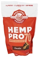 Manitoba Harvest - Hemp Pro 70 Chocolate - 11 oz.