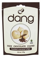 Dang - Toasted Coconut Chips Dark Chocolate Coated - 2 oz.
