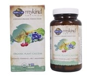 Garden of Life - Kind Organics Organic Plant Calcium - 90 Vegetarian Tablets