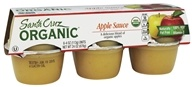 Santa Cruz Organic - Organic Apple Sauce Cups - 24 oz.