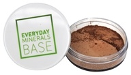 Everyday Minerals - Matte Base Golden Almond - 0.17 oz. Formerly Tan