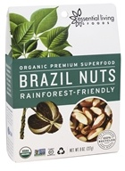 Essential Living Foods - Organic Brazil Nuts - 8 oz.
