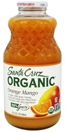 Santa Cruz Organic - Organic Orange Mango Juice - 32 oz.
