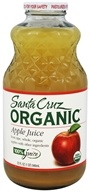 Santa Cruz Organic - Organic Apple Juice - 32 oz.