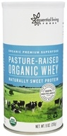 Essential Living Foods - Organic Pasture-Raised Whey Protein - 9 oz.