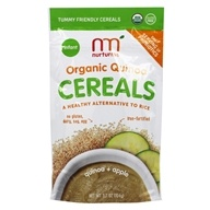 Nurturme - Organic Baby Cereal Quinoa + Apple - 3.7 oz.