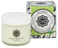 HollyBeth Organics - Shea Butter Orange Peppermint - 2 oz.
