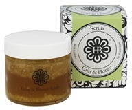 HollyBeth Organics - Scrub Grits & Honey - 2 oz.