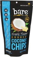 Bare Fruit - 100% Natural Crunchy Coconut Chips Simply Toasted - 1.4 oz.