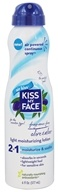 Kiss My Face - Light Moisturizing Spray Lotion Olive & Aloe - 6 oz.