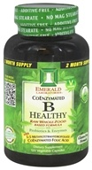 Emerald Labs - CoEnzymated B Healthy - 120 Vegetarian Capsules