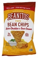 Beanitos - Pinto Bean Chips Better Cheddar & Sour Cream - 6 oz.
