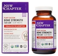 New Chapter - Bone Strength Take Care - 180 Slim Tablets