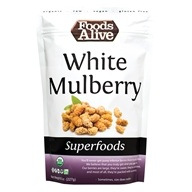Foods Alive - Superfoods Organic White Mulberry - 8 oz.