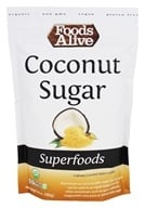 Foods Alive - Superfoods Organic Coconut Sugar - 14 oz.
