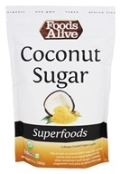 Foods Alive - Coconut Sugar Crystals - 14 oz.